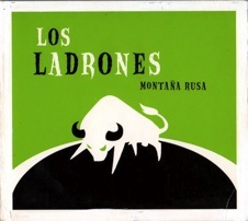 Los Ladrones album cover